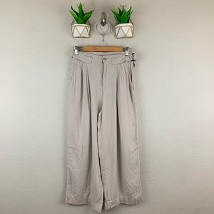 Urban Outfitters Wide Leg Pants Sz 4 High Waisted
